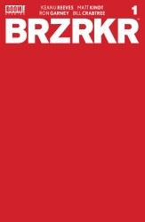 BRZRKR (BERZERKER) #1 10 COPYBROOKS DRESSED VAR (MR)