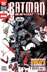 BATMAN BEYOND #48 CVR A DAN MORA