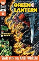 GREEN LANTERN SEASON 2 #8 (OF 12)