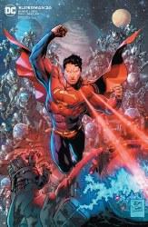 SUPERMAN #26 BRYAN HITCH VAR ED