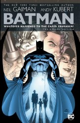 BATMAN WHATEVER HAPPENED TO THE CAPED CRUSADER 2020 DLX HC