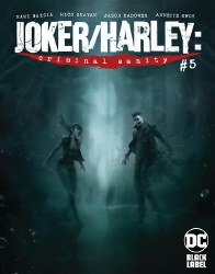 JOKER HARLEY CRIMINAL SANITY #5 (OF 9)