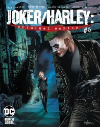 JOKER HARLEY CRIMINAL SANITY #5 (OF 9) VAR ED