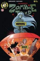 ZOMBIE TRAMP ONGOING #77 CVR BMACCAGNI RISQUE (MR)