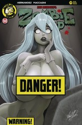 ZOMBIE TRAMP ONGOING #77 CVR D MCCOMB RISQUE (MR)