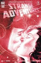 STRANGE ADVENTURES #3 (OF 12) 2ND PTG (MR)