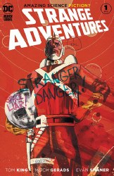STRANGE ADVENTURES #1 (OF 12) MITCH GERADS 2ND PTG