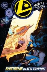 LEGION OF SUPER HEROES #11
