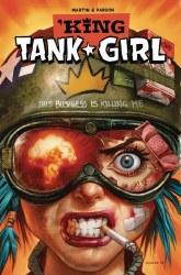 KING TANK GIRL #4 (OF 5) CVR B STAPLES CARDSTOCK