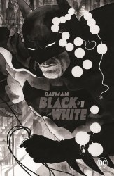 BATMAN BLACK AND WHITE #1 (OF 6) CVR B JH WILLIAMS III VAR