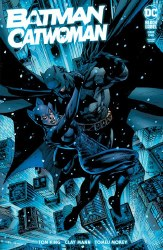 BATMAN CATWOMAN #1 JIM LEE VAR ED