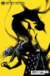 DARK NIGHTS DEATH METAL #7 (OF 7) CVR D BATMAN WHO LAUGHS VA