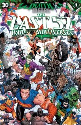 DARK NIGHTS DEATH METAL LAST 52 WAR MULTIVERSE #1