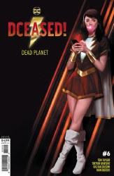 DCEASED DEAD PLANET #6 (OF 6) CVR C BEN OLIVER MOVIE HOMAGE