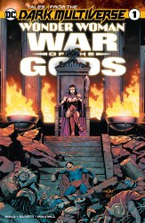 TALES FROM THE DARK MULTIVERSE WONDER WOMAN WAR OT GODS #1
