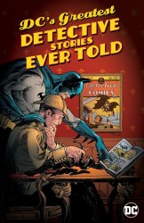 DCS GREATEST DETECTIVE STORIESEVER TOLD TP