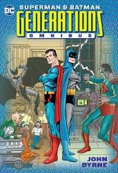 SUPERMAN BATMAN GENERATIONS OMNIBUS HC