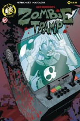 ZOMBIE TRAMP ONGOING #78 CVR AMACCAGNI (MR)