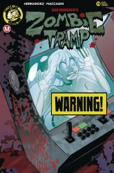 ZOMBIE TRAMP ONGOING #78 CVR BMACCAGNI RISQUE (MR)