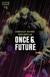 ONCE & FUTURE #9 (2ND PTG)