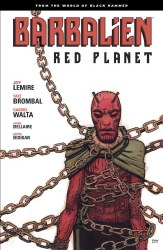 BARBALIEN RED PLANET TP