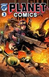 PLANET COMICS #3 CVR A