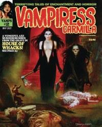 VAMPIRESS CARMILLA MAGAZINE #2 (MR)