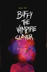 BUFFY THE VAMPIRE SLAYER #22 BECCA CAREY FIRE VAR ED