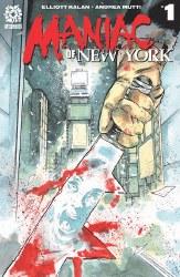 MANIAC OF NEW YORK #1 CVR A MUTTI VAR