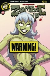 ZOMBIE TRAMP ONGOING #79 CVR DYOUNG RISQUE (MR)