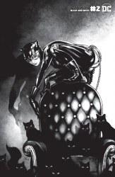 BATMAN BLACK AND WHITE #2 (OF 6) CVR C KAMOME SHIRAHAMA CATW