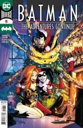 BATMAN THE ADVENTURES CONTINUE #8 (OF 6)