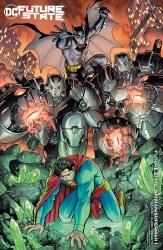 FUTURE STATE BATMAN SUPERMAN #1 CARD STOCK VAR ED