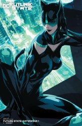 FUTURE STATE CATWOMAN #1 CARD STOCK VAR ED