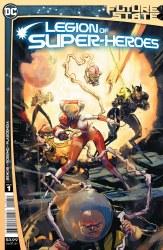 FUTURE STATE LEGION OF SUPER HEROES #1