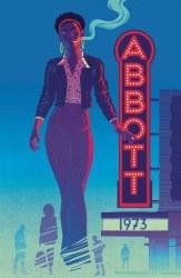 ABBOTT 1973 #2 (OF 5) CVR B ALLEN