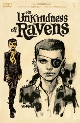 UNKINDNESS OF RAVENS #1 (OF 4) 2ND PTG