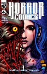 HORROR COMICS #4