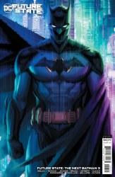FUTURE STATE THE NEXT BATMAN #3 CARDSTOCK VAR ED