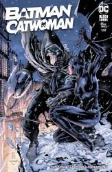 BATMAN CATWOMAN #3 JIM LEE VARED