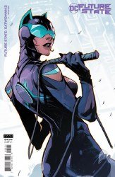 FUTURE STATE CATWOMAN #2 CARDSTOCK VAR ED