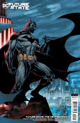 FUTURE STATE THE NEXT BATMAN #4 CARDSTOCK VAR ED