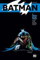 BATMAN A DEATH IN THE FAMILY DLX HC
