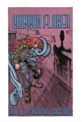 CRIMSON FLOWER #3 (OF 4) CVR A LESNIEWSKI