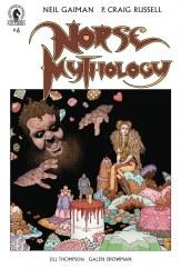 NEIL GAIMAN NORSE MYTHOLOGY #6 CVR A RUSSELL