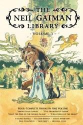 NEIL GAIMAN LIBRARY EDITION HC VOL 03