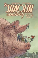 SHAOLIN COWBOY WHO`LL STOP THE REIGN TP (MR)