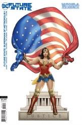 FUTURE STATE SUPERMAN OF METROPOLIS #1 WONDER WOMAN 84 VAR