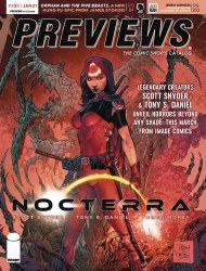 PREVIEWS #390 MARCH 2021