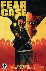 FEAR CASE #1 (OF 4) CVR B FEGREDO